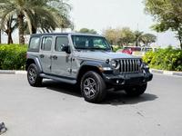 Jeep Wrangler Unlimited Sport Plus ...