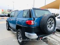 Toyota FJ Cruiser 2013 GCC / MANUAL / GOOD CONDITION.