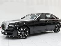 Rolls-Royce Ghost Series 2 2018 bla...