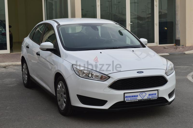 Ford Focus Ecoboost Eng Gcc Under Warranty 5 Years