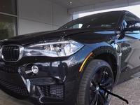 BMW X6 2017 BMW X6 black edition 2017