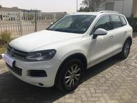 Volkswagen Touareg 2012 Volkswagen Touareg 2012, Single Owner, Agency...