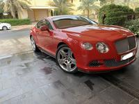 Bentley Continental 2012 Bentley Continental GT 10.000km only