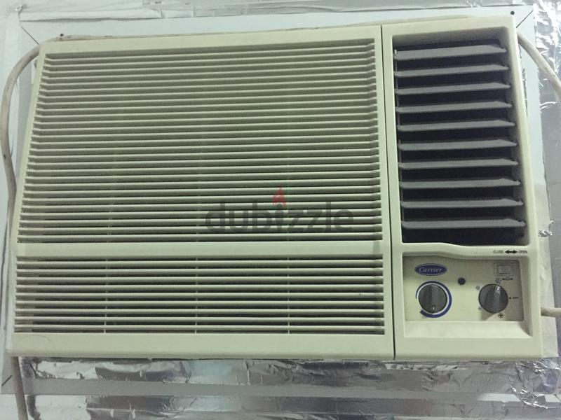 Carrier Window Air Conditioner 1 5 ton