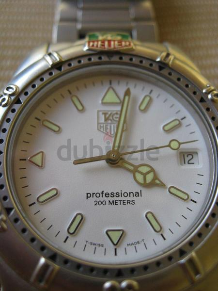 vintage heuer watch serial numbers