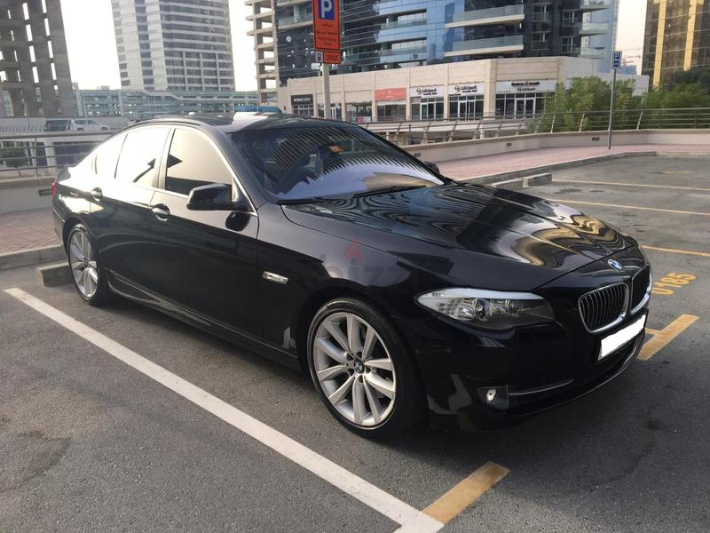 bmw 5 series 2011 specifications