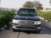 Toyota Land Cruiser 2005 TOYOTA LAND CRUISER 2005 V8 GCC SPECS