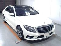 BEAUTIFUL MERCEDES S550 LARGE AMG P...