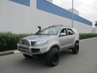Toyota Fortuner 2015 TOYOTA FORTUNER V6 GCC 2015 FULLY MODIFIED