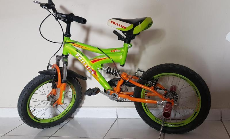 802eb1b0d Kids Cycle   Byke - AED 225
