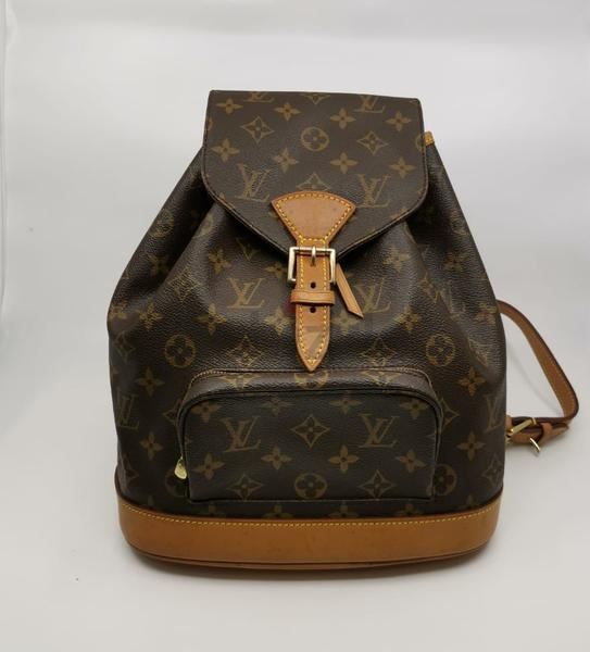 774d76f83cd0 Authentic Louis Vuitton Backpack pm - AED 3