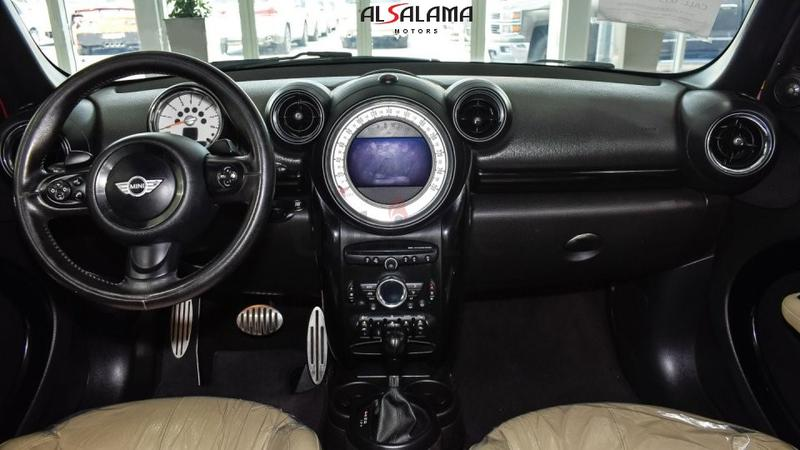 MINI COOPER S 2014 COUNTRYMAN ALL4