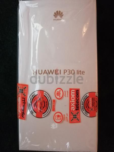 Huawei P30 Lite 128GB with Axiom Warranty
