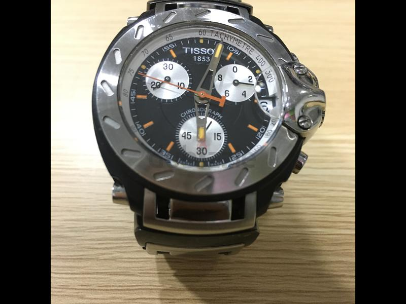 d65481c489121 TISSOT 1853 Mens watch for sale at good condition - 700 درهم