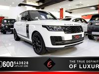 لاند روفر رينج روفر 2018 HSE 380BHP- BLACK EDITION 21 INCH RIMS WITH 5...