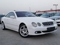 Mercedes-Benz CL-Class 2003 Mercedes cl500 2003 model