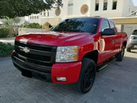Chevrolet Silverado 2008 Silverado 2008 GCC full option no accident or...