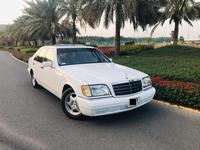 Mercedes-Benz S-Class 1999 Mercedes S320 1999 model very clean condition