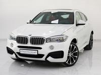 بي ام دبليو X6 2018 BMW X6 xDrive50i M Sport 2018 GCC - Warranty/...