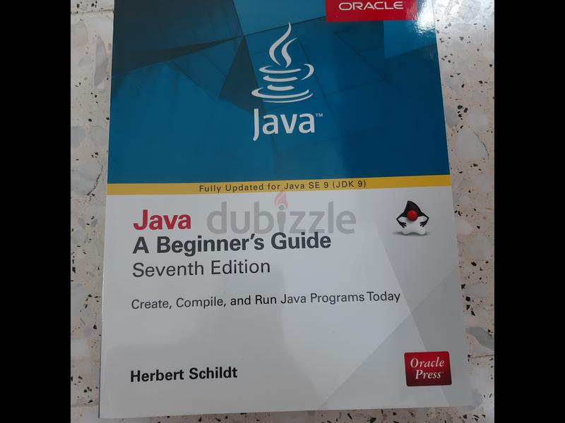 Java beginners guide