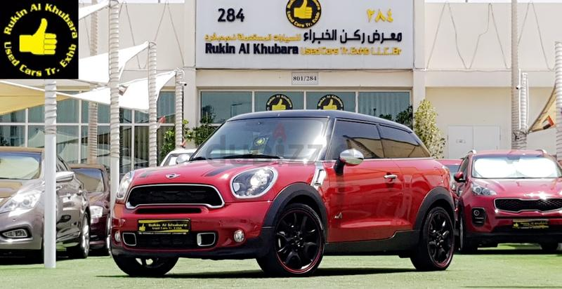 Dubizzle Al Ain Coupe Warranty Until 72020mini Paceman Stop
