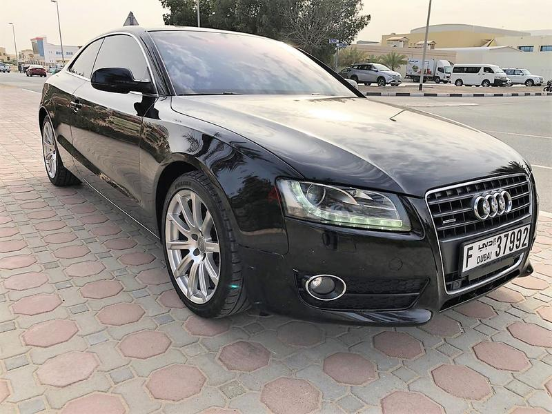 Dubizzle Abu Dhabi A5 Audi A5 2010 Model Gcc Full Option