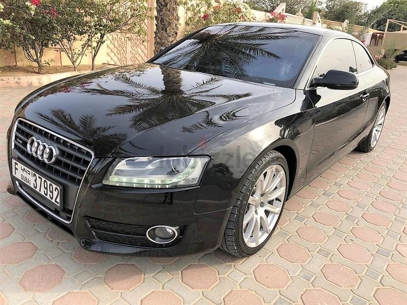 Dubizzle Dubai A5 Audi A5 2010 Model Gcc Full Option