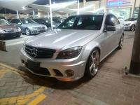 Mercedes-Benz C-Class 2010 C63 AMG ,IMPORTED FROM JAPAN