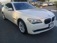 BMW 7-Series 2012 BMW 7 SERIES V8 ACTIVE HYBRID 7 2012 LOW MILE...