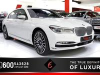 BMW 7-Series 2016 [2016]BMW 750Li IN PRISTINE CONDITION WITH SE...
