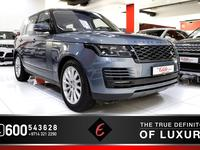 {2019}-RANGE ROVER HSE IN LOW MILEA...