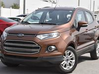 Ford Ecosport 2016 STILL UNDER WARRANTY FORD ECOSPORT