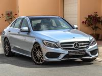 Mercedes-Benz C-Class 2018 Mercedes-Benz C200 AMG 2018 GCC under Dealer ...