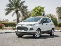 Ford Ecosport 2017 AED519/month | 2017 Ford Ecosport | Warranty ...