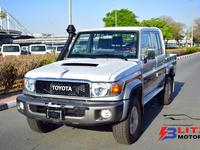 Toyota Land Cruiser 2019 2019 MODEL TOYOTA LANDCRUISER 79 DC V8 DIESEL...