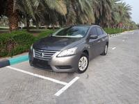 Nissan Sentra 2015 NISSAN SENTRA 1.6 2015 GCC AND 2013