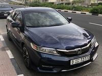 Honda Accord 2016 Accord coupe (v6) 3.5L 2016