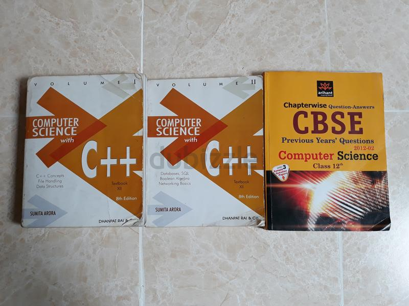 Grade 12 - Computer Science books