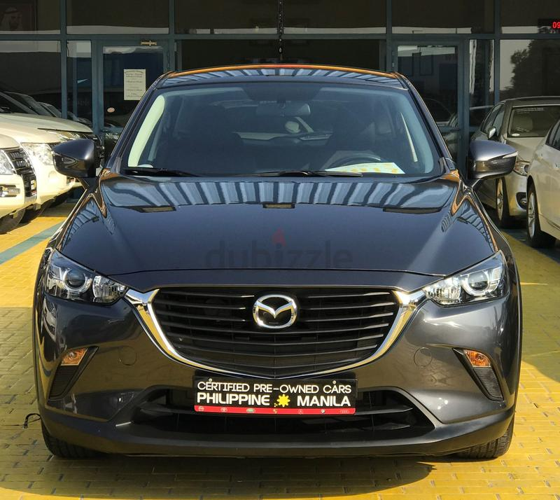 dubizzle dubai cx 3 mazda cx3 awd 2017 grey gcc specification