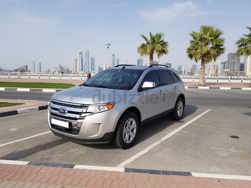 Ford Edge 2014 Gcc For Sale