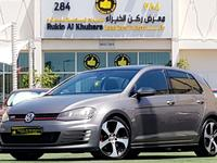 فولكسفاغن GTI 2015 VW Golf GTI .VW warranty 12/2019.full package...