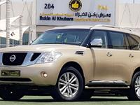 LE..Nissan Patrol.The car looks and...