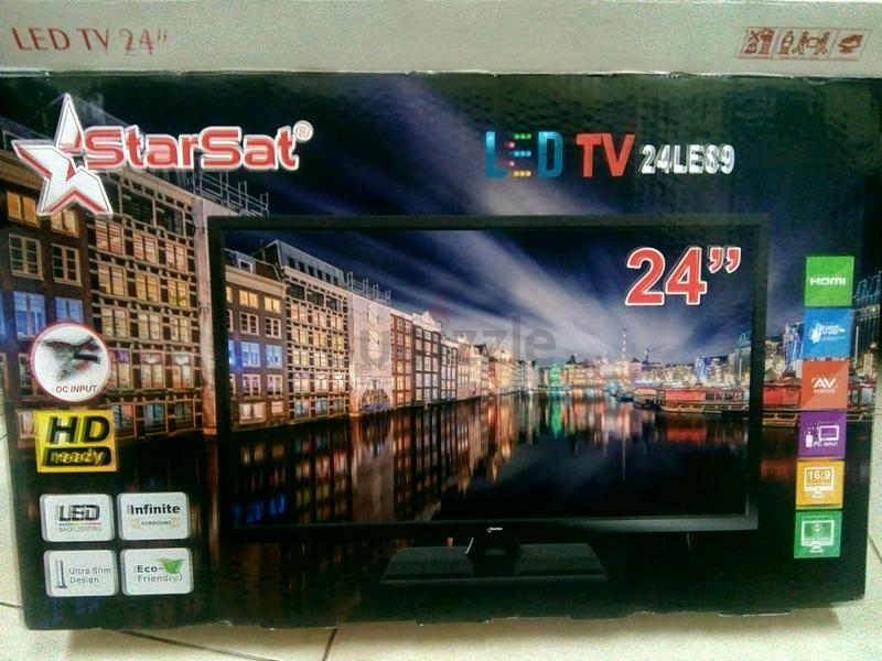 LED STAR SAT TV 24 INCH