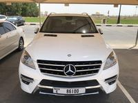 مرسيدس بنز الفئة-M 2014 Mercedes Benz ML350 Amircan Space Full option
