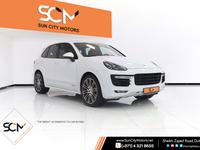 Porsche Cayenne 2016 (( SUPERB CONDITION )) PORSCHE CAYENNE GTS 3....