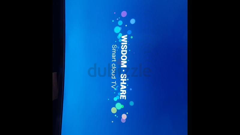 Geepas smart curve tv 32 inch @ Show Phone Number