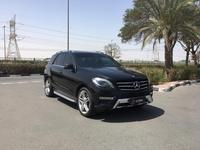 مرسيدس بنز الفئة-M 2014 Mercedes ML350 AMG Kit 2014//GCC//FULLY LOADE...