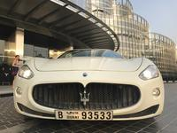 Maserati GranTurismo 2012 Maserati GranTurismo S - 2012 - White - Great...