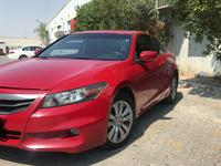 Honda Accord 2011 Honda Accord GCC specs  Coupe 2.4 / Sunroof /...