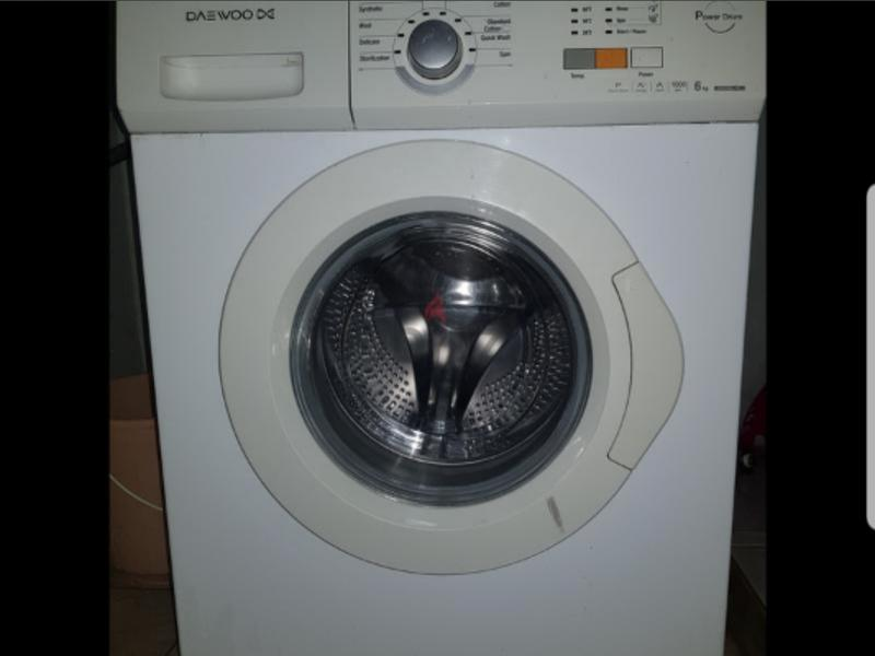 Daewoo 6kg Automatic washing Machine